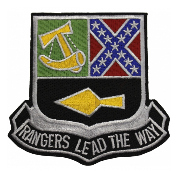 Ranger Department Infantry School Patch