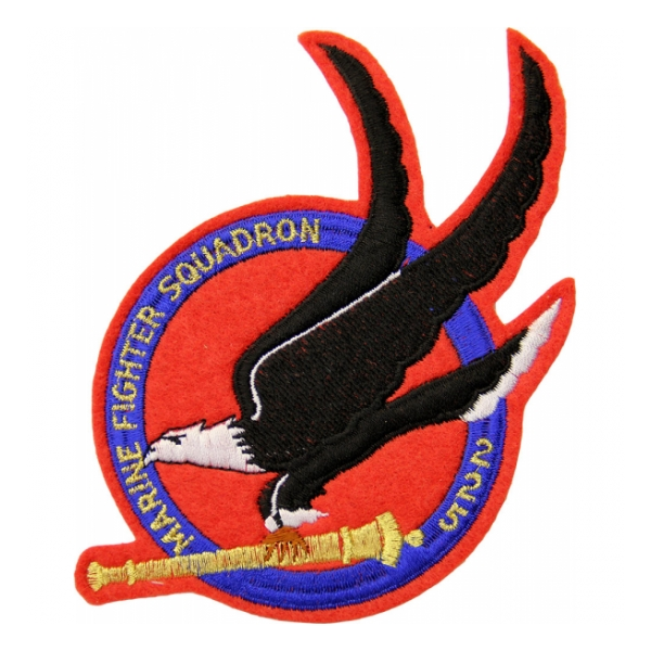 Marine Attack Squadron VMF-225 Patch
