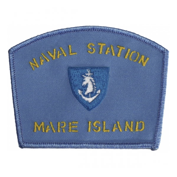 Naval Air Station Mare Island Patch