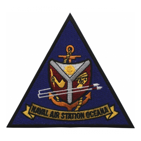 Naval Air Station Oceana Patch