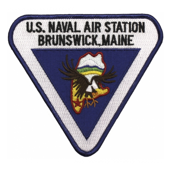 Naval Air Station Brunswick, Maine Patch