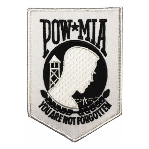 POW * MIA Patch (White \ Black)
