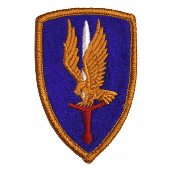 1st Aviation Brigade Patch