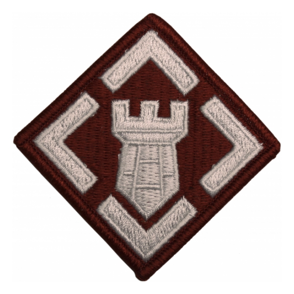20th Engineer Brigade Patch