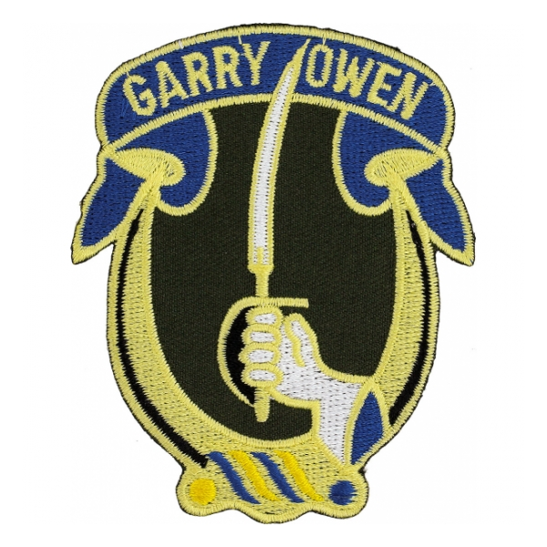 7th Cavalry Regiment Patch