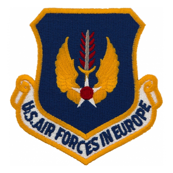 Air Forces In Europe Command Patch