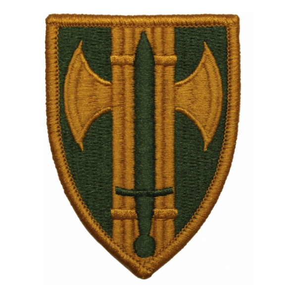 18th Military Police Brigade Patch