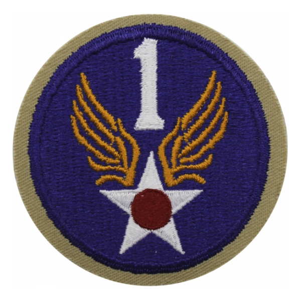 1st Air Force Patch