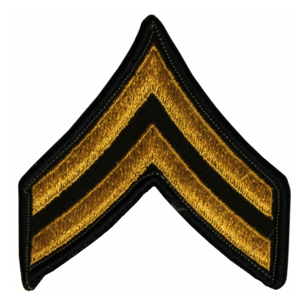 Army Corporal (Sleeve Chevron) (Male)
