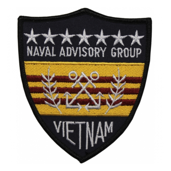 Naval Advisory Group Vietnam Patch