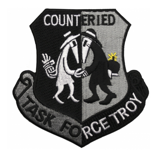 Task Force Troy Patch