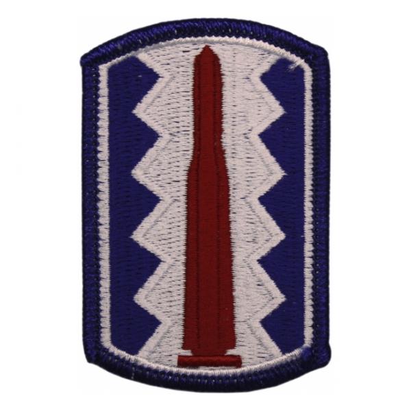 197th Infantry Brigade Patch