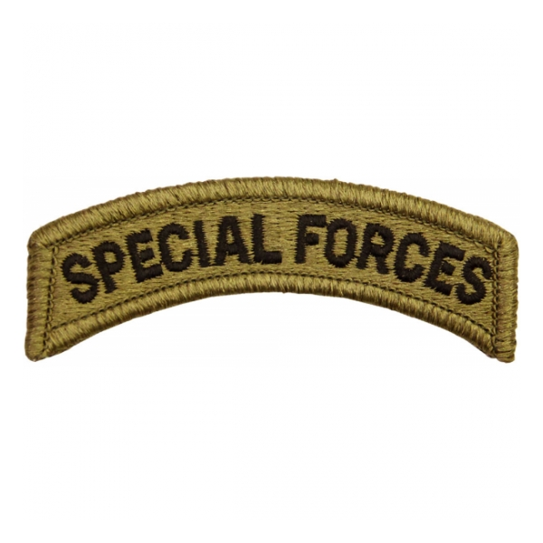 Special Forces Tab Scorpion / OCP Patch With Hook Fastener