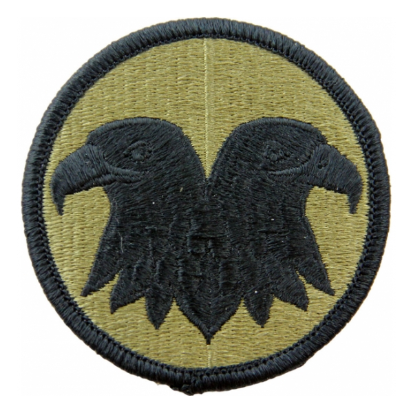 Reserve Command Scorpion / OCP Patch With Hook Fastener