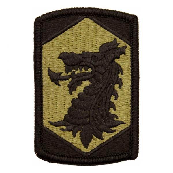 404th Maneuver Enhancement Brigade Scorpion Ocp Patch