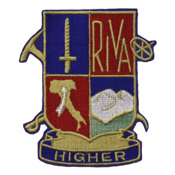 86th Infantry Regiment Patch