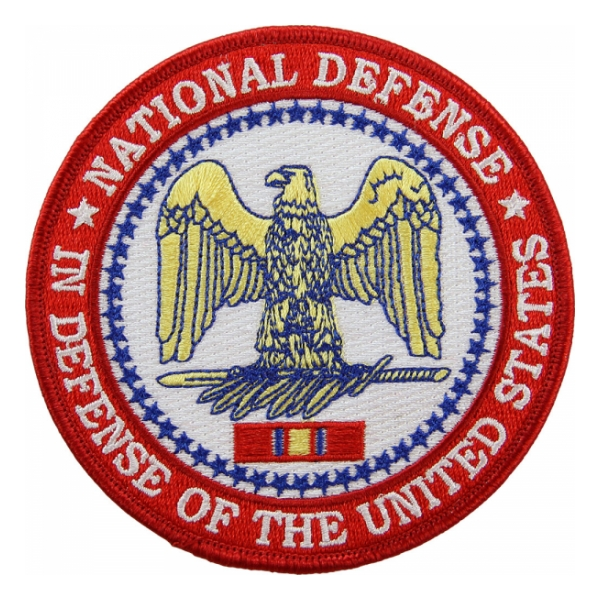 National Defense Patch