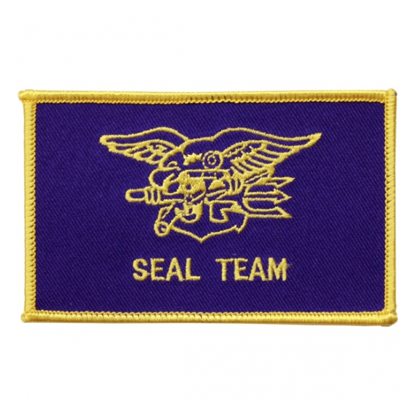 Seal Team Patch