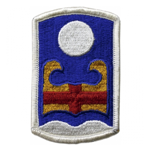92nd Infantry Brigade Patch