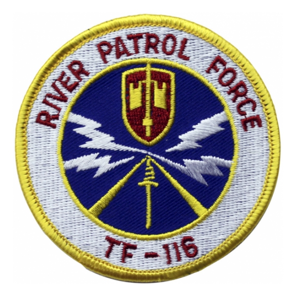 River Patrol Force TF-116 Patch