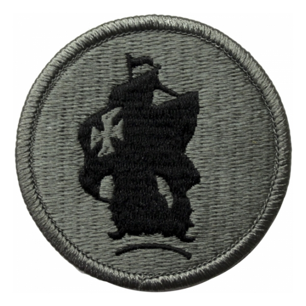 Southern Command Patch Foliage Green (Velcro Backed)