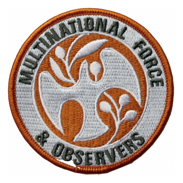 Multinational Forces Patch
