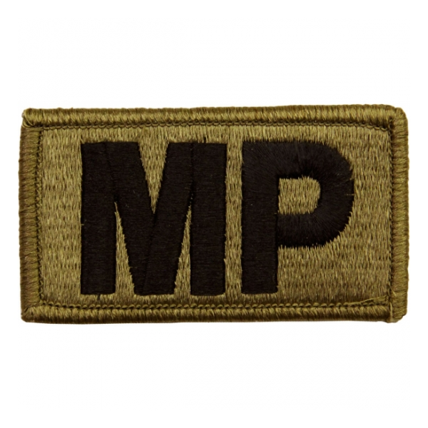 Military Police Brassard Scorpion / OCP Patch With Hook Fastener