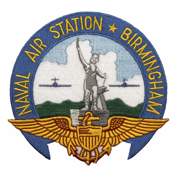 Naval Air Station Birmingham Patch