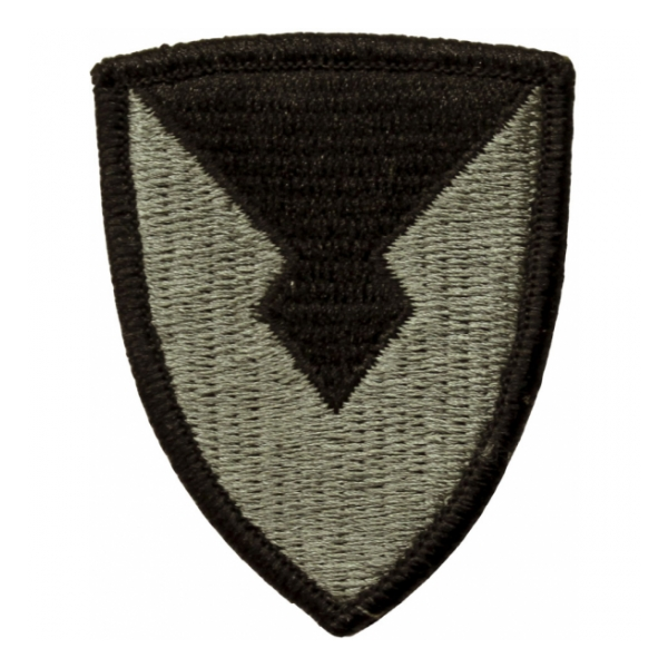Material Development and Readiness Command (DARCOM) Patch Foliage Green (Ve