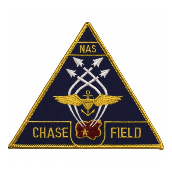 Naval Air Station Chase Field Patch