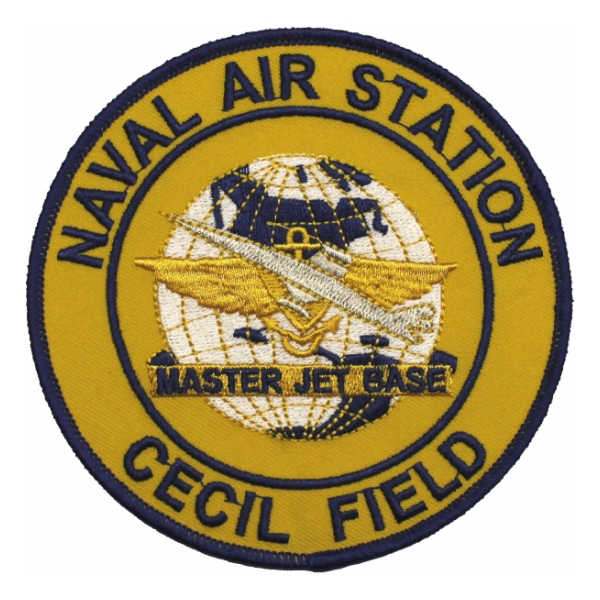 Naval Air Station Cecil Field Patch