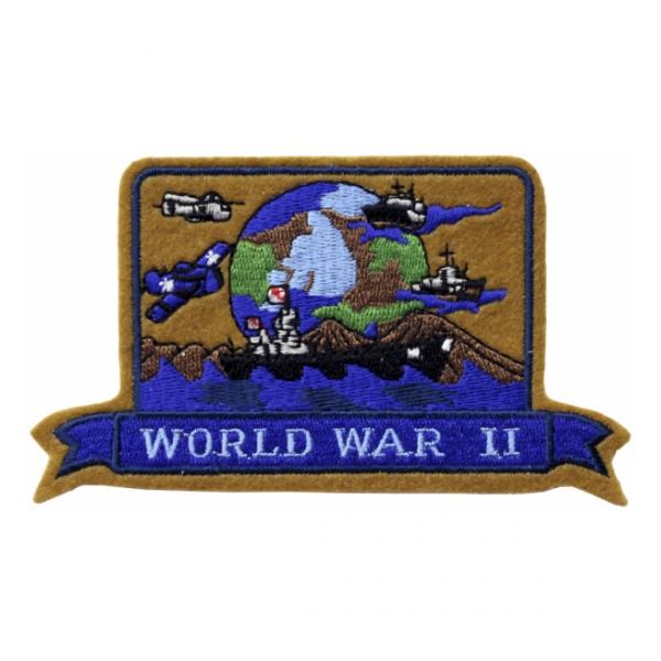 World War II Patch | Flying Tigers Surplus