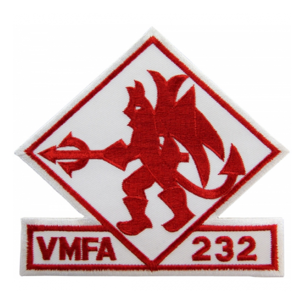 Marine Fighter Attack Squadron VMFA-232 Patch