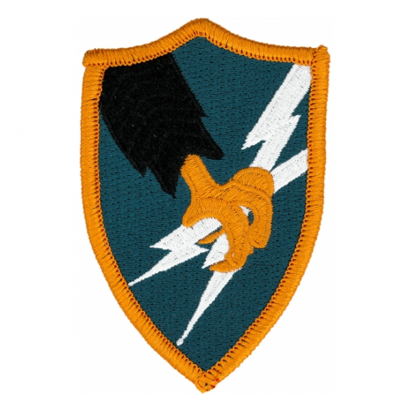 Army Security Agency Patch (Full Color)