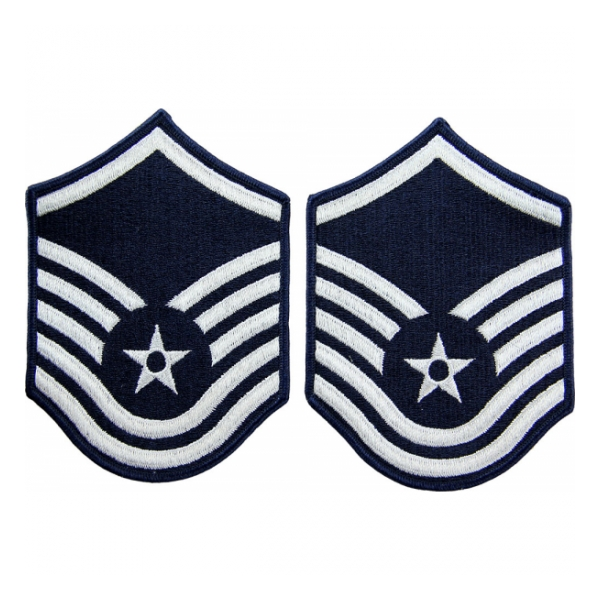 Air Force Master Sergeant (Sleeve Chevron)