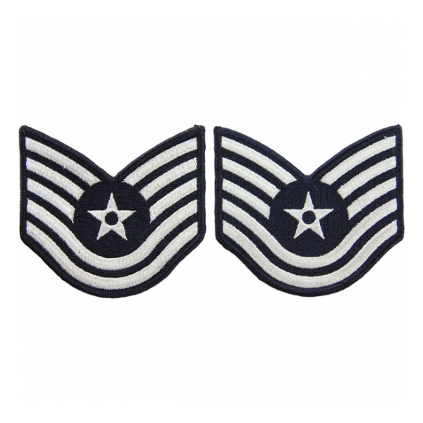 Air Force Technical Sergeant (Sleeve Chevron)