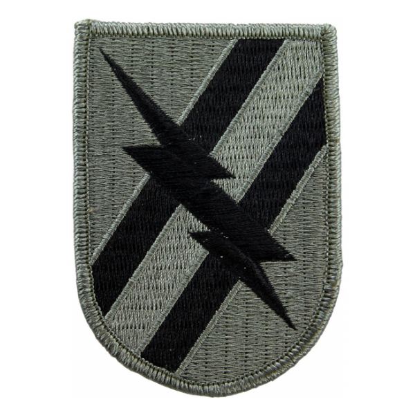 48th Infantry Brigade Patch  Foliage Green (Velcro Backed)