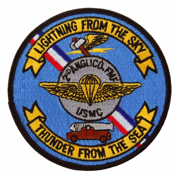 2nd Anglico FMF Patch