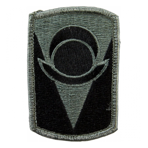 53rd Infantry Brigade Patch Foliage Green (Velcro Backed)