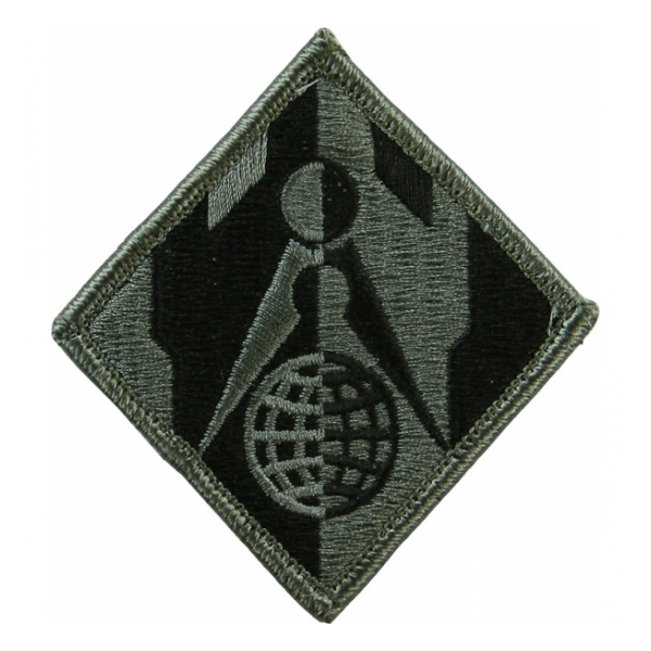 Corps of Engineers Patch Foliage Green (Velcro Backed)