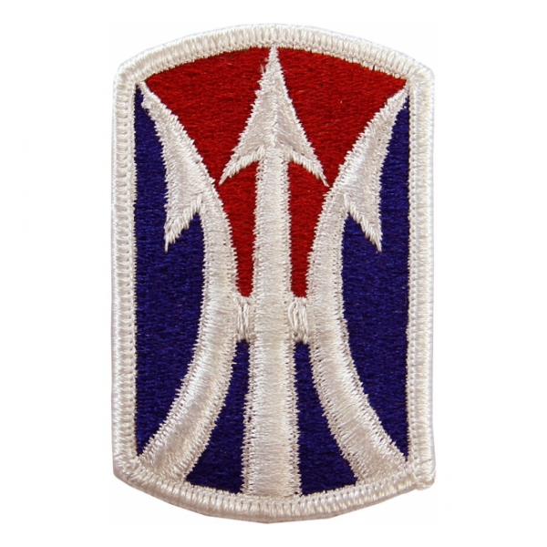 11th Infantry Brigade Patch