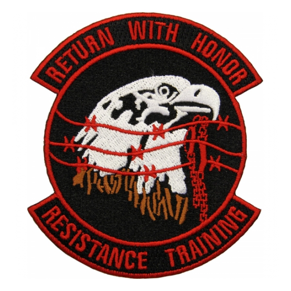 US Air Force SpecOps Command S.E.R.E Resistance Training Patch