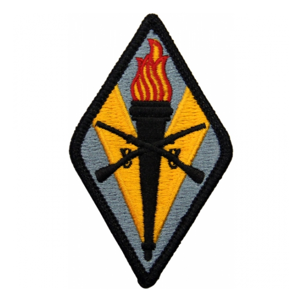 Training Center Fort Jackson Patch