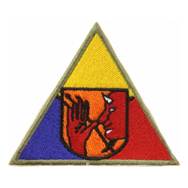 3133rd Signal Service Company Patch