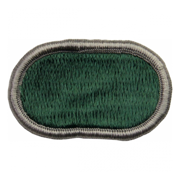 Special Forces Command Oval Patch