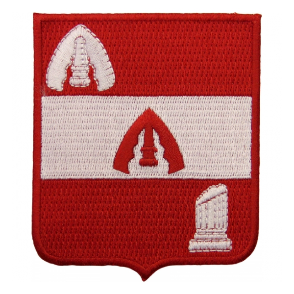 815th Engineer Battalion Patch