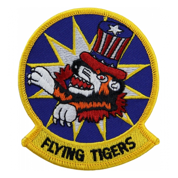 Flying Tigers Patch