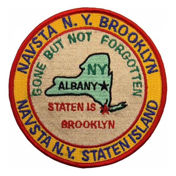 Naval Station New York and Staten Island Patch
