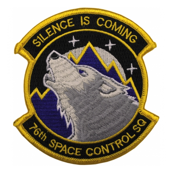 Air Force 76th Space Control Squadron