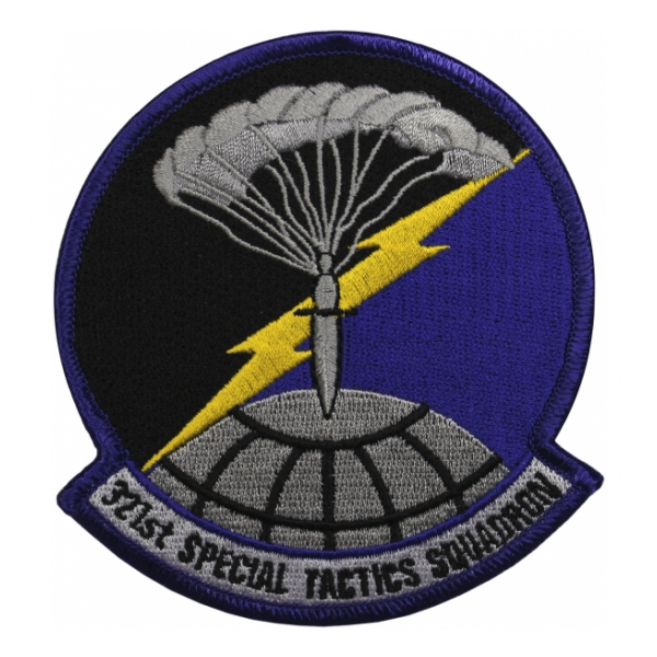 321st Special Tactics Squadron Patch